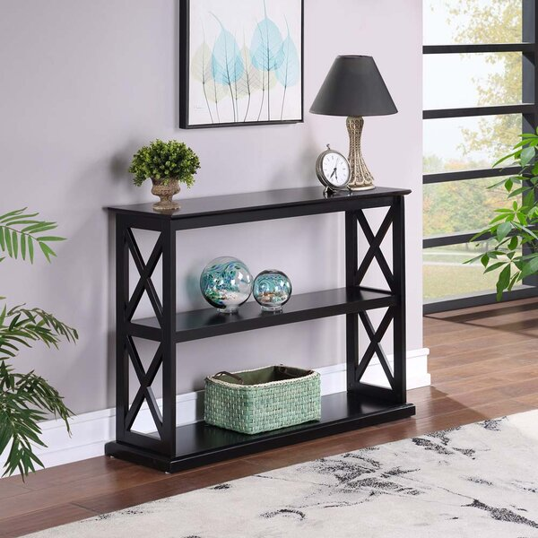 Dovecove Console Tables With Storage