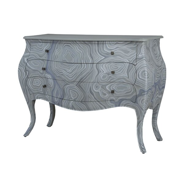 Blais 3 Drawer Accent Chest by Bloomsbury Market