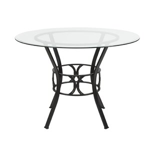 Compare prices Velasco Counter Height Dining Table ByFleur De Lis Living