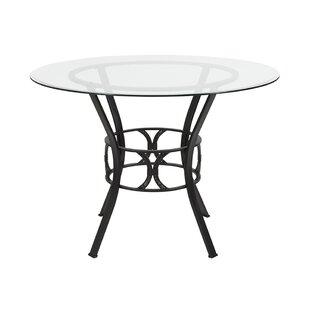 Inexpensive Velasco Counter Height Dining Table ByFleur De Lis Living