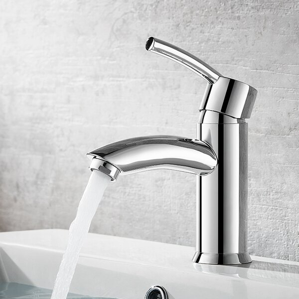 Bliss Single Hole Bathroom Faucet by Vinnova