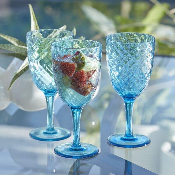 Granada 16 oz. Plastic Glasses (Set of 6) by Birch Lane™