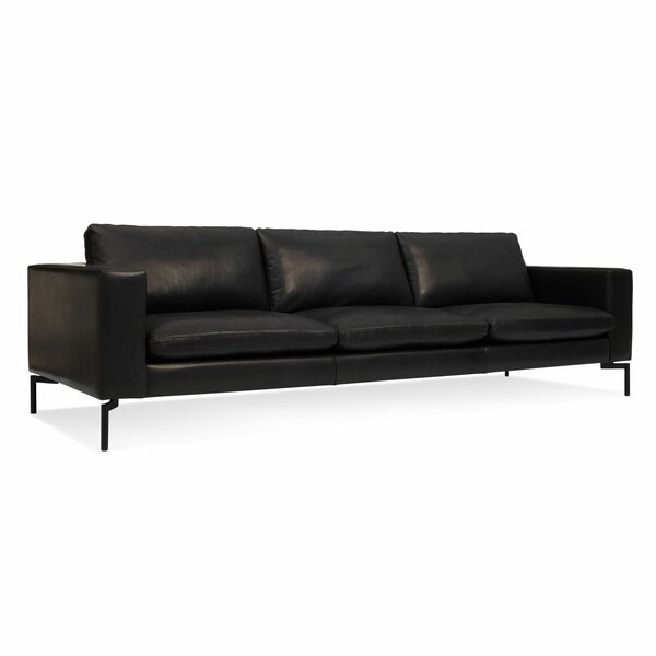 The New Leather Sofa by Blu Dot