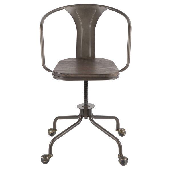 Claremont Industrial Task Office Chair by Trent Austin Design