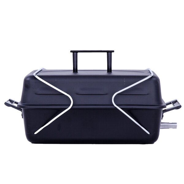 1 Burner Portable Propane Gas Grill by Char-Broil
