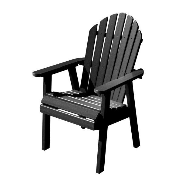 Deerpark Plastic Adirondack Chair by Longshore Tides