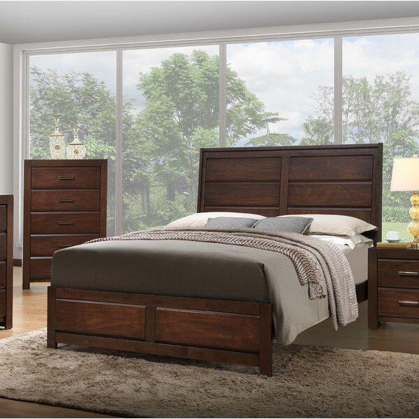 Mickel Wood Standard Bed by Brayden Studio