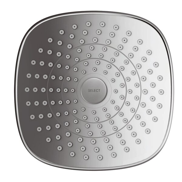 2.0 GPM Rain Shower Head by Hansgrohe Hansgrohe
