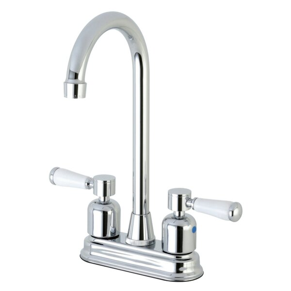 Paris Hot & Cold Water Dispenser Bar Faucet by Kingston Brass