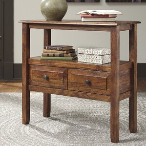 Kanaga Console Table by Loon Peak
