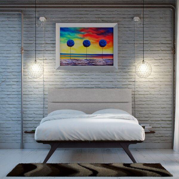 Nashua Queen Platform 3 Piece Bedroom Set by Corrigan Studio