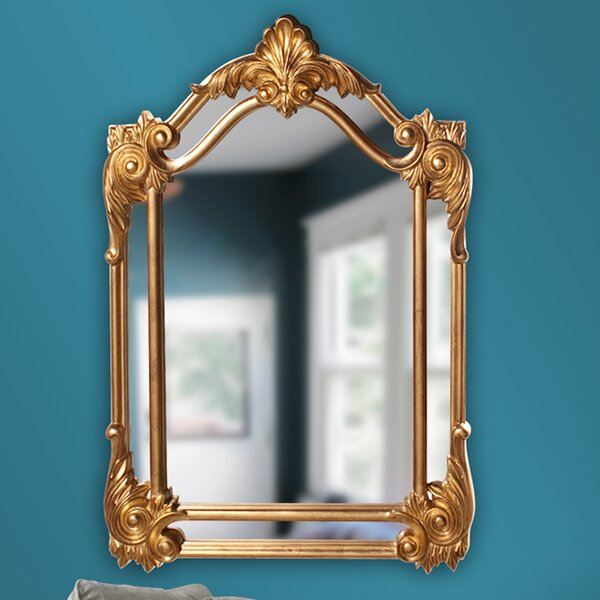 Arch/Crowned Bright Accent Mirror by Astoria Grand