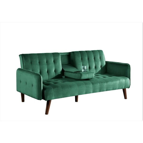 Palmer Square Sofa by Wrought Studio Wrought Studio