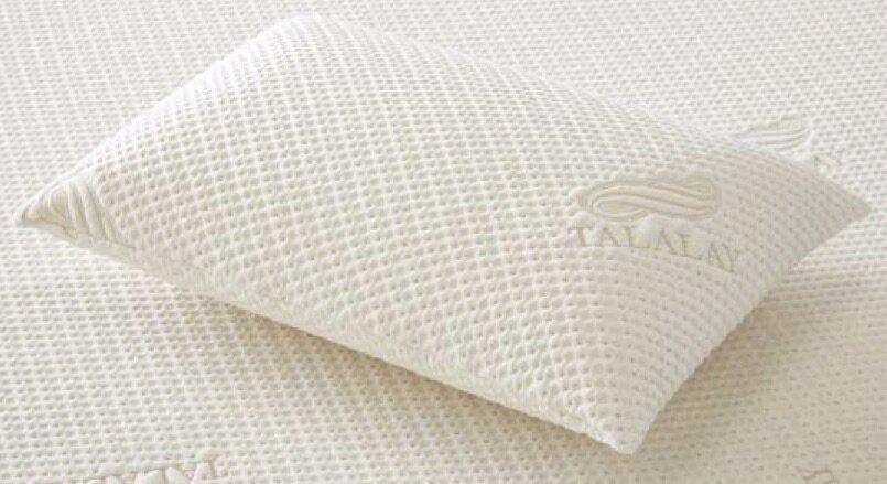 talalay latex pillow sleep set products lumasleep luma
