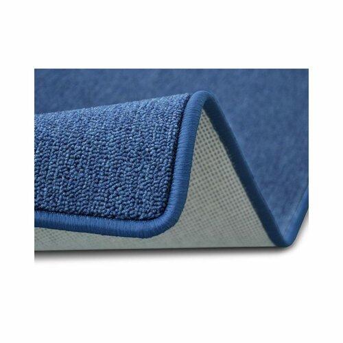 Marcelle Tufted Dark Blue Rug Latitude Run Rug Size: Runner