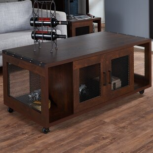 Heston Coffee Table By17 Stories