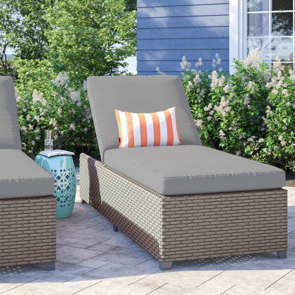 Rochford Sun Lounger Set with Cushions (Set of 2) by Sol 72 Outdoor Sol 72 Outdoor