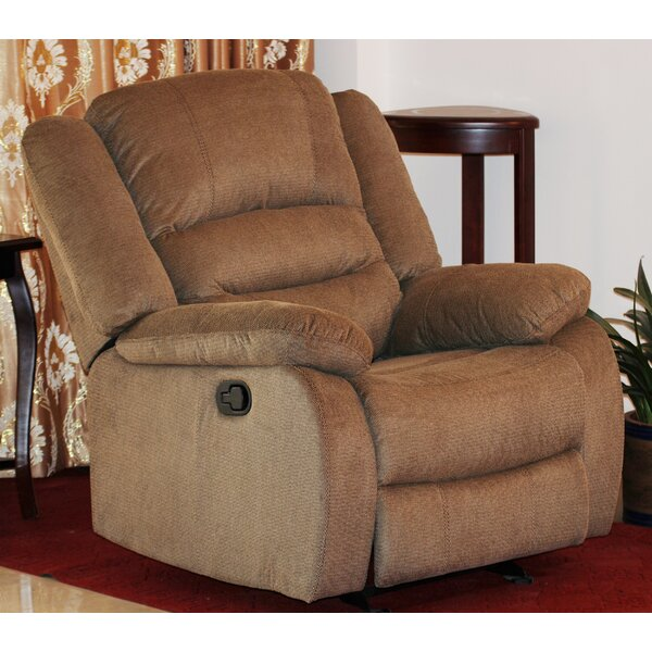 Dhairya Manual Rocker Recliner [Red Barrel Studio]