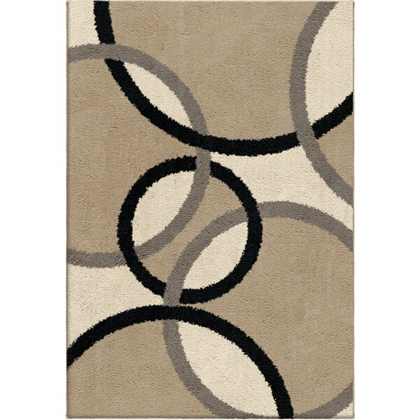 Remsen Beige Area Rug by Threadbind