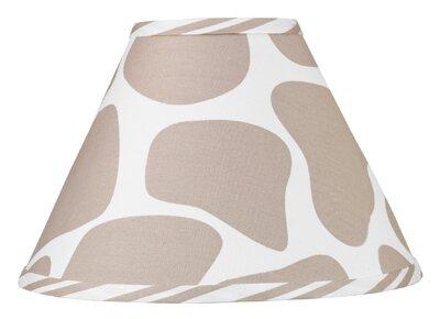 Giraffe 7 Cotton Empire Lamp Shade by Sweet Jojo Designs