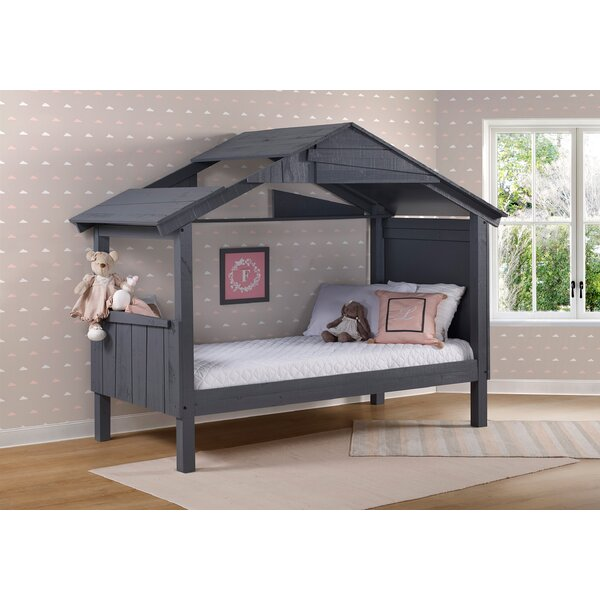 Schneck Shack Twin Loft Bed by Zoomie Kids