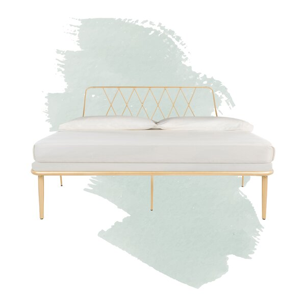 Finn Standard Bed by Foundstone