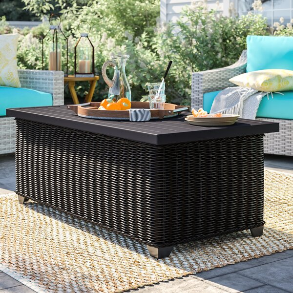 Fairfield Coffee Table by Sol 72 Outdoor