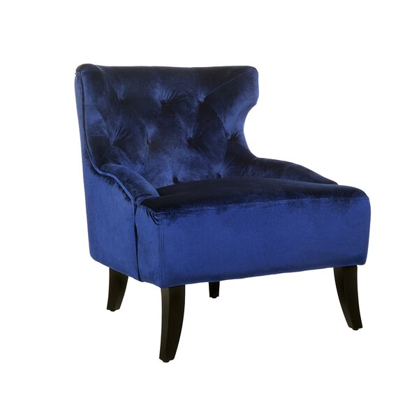 Allshouse Wingback Chair by Rosdorf Park
