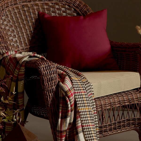 Madison Throw Blanket by Woven Workz