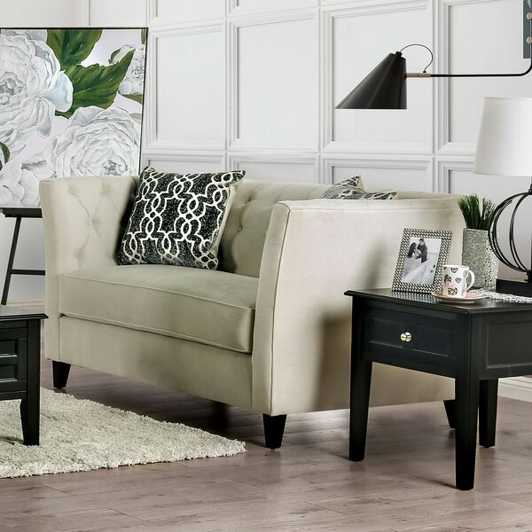 Up To 70% Off Vioria Loveseat