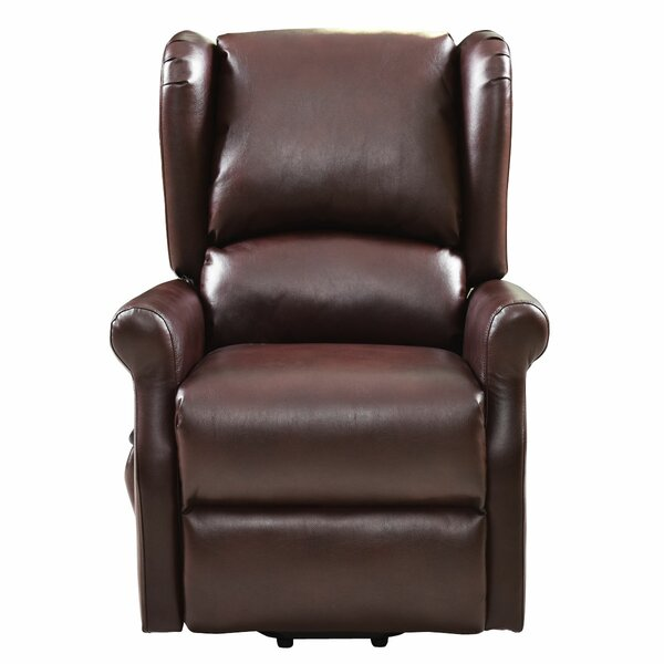 Ryker Electric Lift Power Recliner [Red Barrel Studio]
