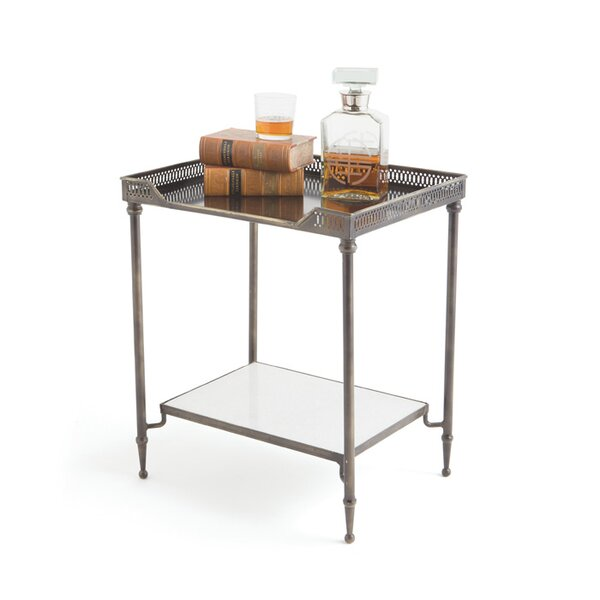 Manhasset End Table by Bungalow Rose