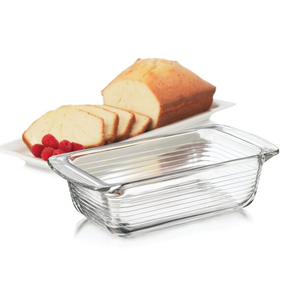 Loaf Dish by Libbey