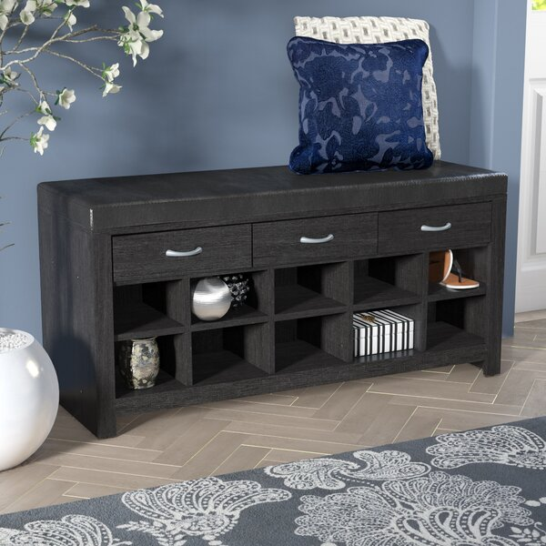 Turnbow Storage Bench by Latitude Run