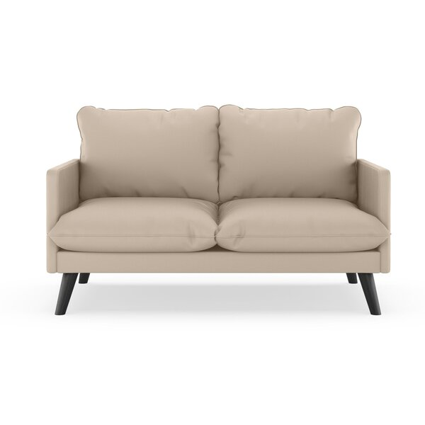 Cragin Vegan Loveseat by Corrigan Studio