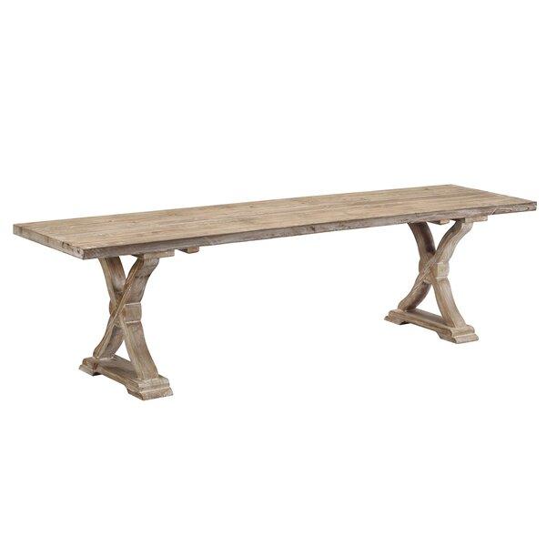 Windsor Wood Bench by One Allium Way