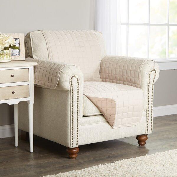 Wayfair Basics Box Cushion Armchair Slipcover by Wayfair Basics™