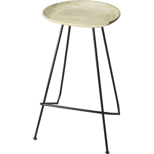 Cruse 31 Bar Stool by Bungalow Rose