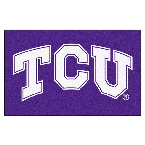 Collegiate NCAA Texas Christian University Doormat by FANMATS