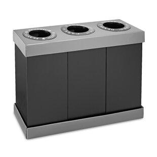Plastic 28 Gallons Recycling Bin