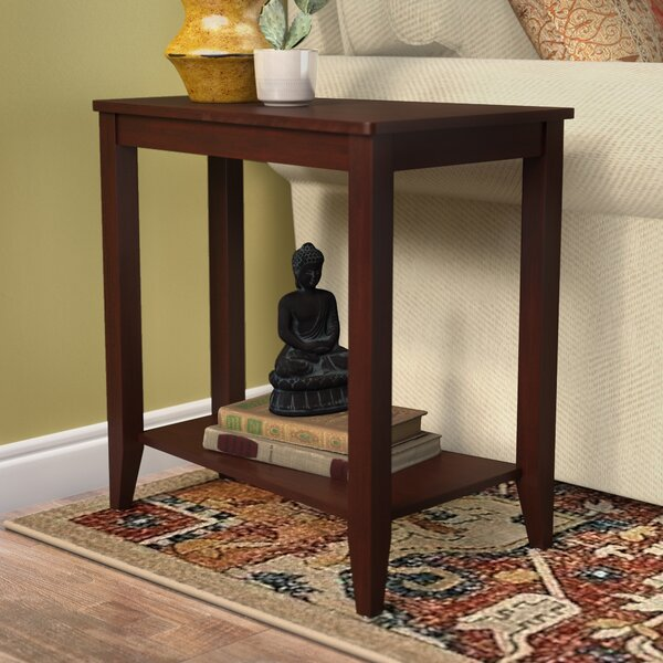 Kanoe-Chaoue End Table by World Menagerie