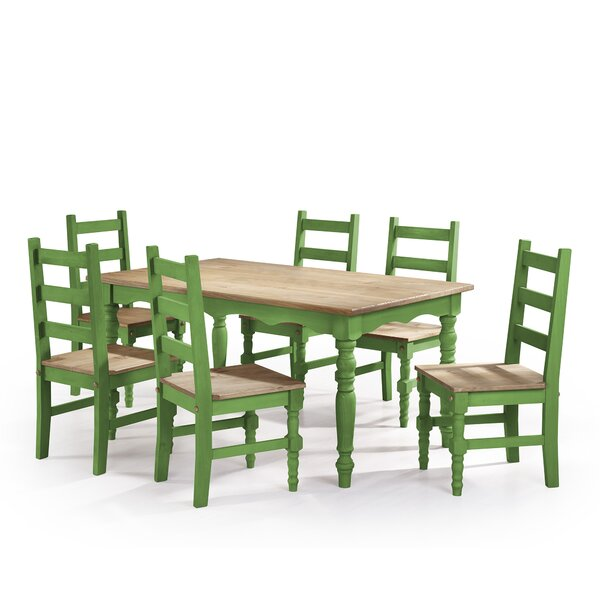 Pinard 7 Piece Dining Set by Gracie Oaks