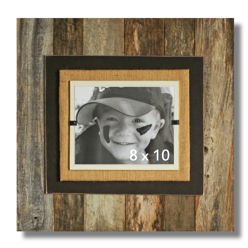Union Rustic Brayan Extra Large Single Picture Frame & Reviews | Wayfair