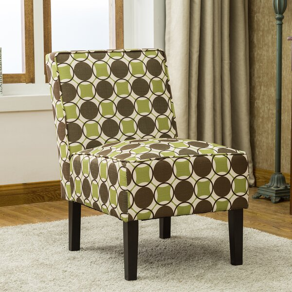 Bank Slipper Chair by Ebern Designs