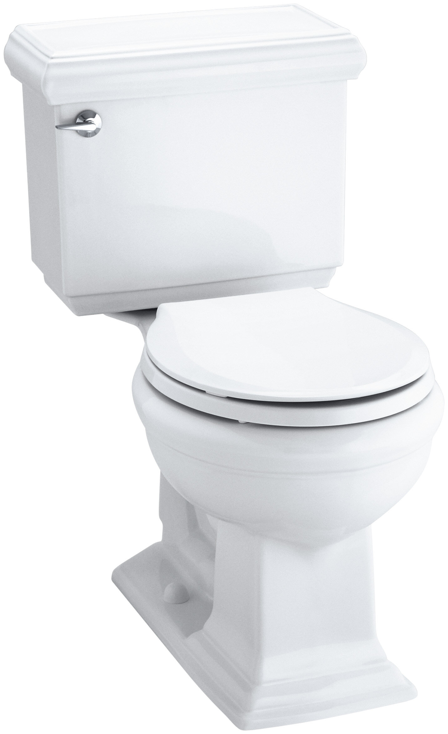 K-3986-0,47,7 Kohler Memoirs Impressions Classic Comfort Height Two ...