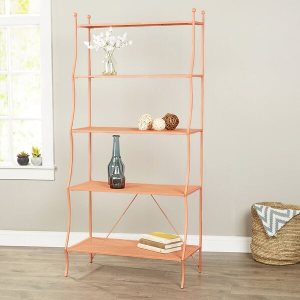 Fifine Etagere Bookcase by Mistana