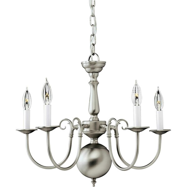 Cammack 5-Light Candle Style Classic / Traditional Chandelier By Ophelia & Co.