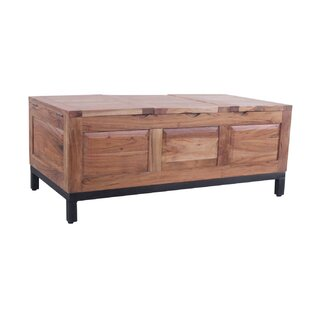 Ridings Chest Coffee Table with Storage