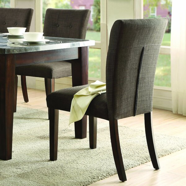 Dorritt Side Chair (Set of 2) by Homelegance