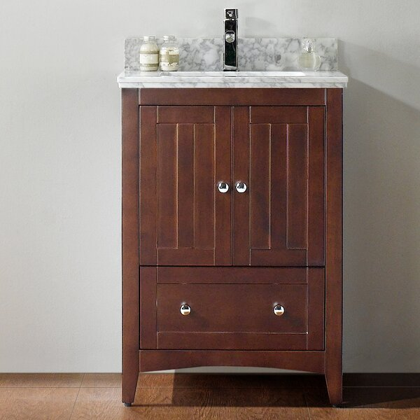 24 Single Bathroom Vanity Set by American Imaginations